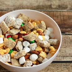 Kid Friendly Trail Mix Recipe