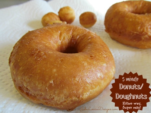 5 Minute Donuts
