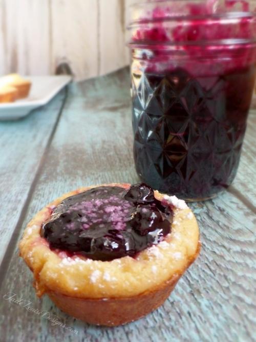 Sugar Free Blueberry Sauce