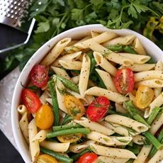 Zesty Dill Pasta Salad