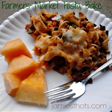 Farmers Market Pasta Bake