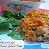 Southwest Chicken Bacon Ranch Casserole Bake