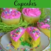Easter Cupcakes Funfetti Surprise