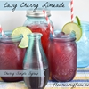 Easy Cherry Summer Drink