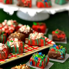 Easy Holiday Fudge