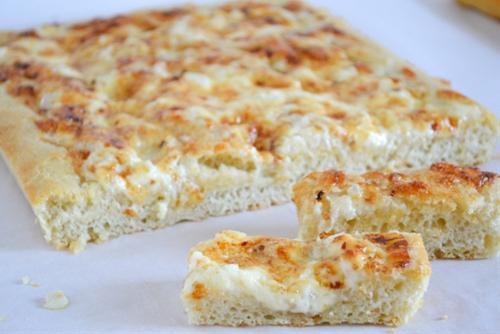 Onion Cheddar Cheese Focaccia