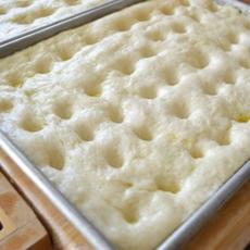 How to make sourdough focaccia