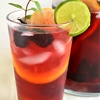 Lipton Tea and Honey Sparkling Sangria Mocktail #FamilyTeaTime #Cbias