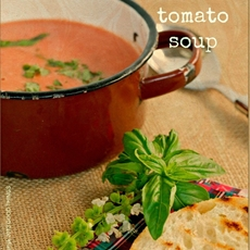 An Exceptionally Good Cream of Tomato Soup