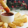 Sweet & Spicy Pineapple Dipping Sauce (for holiday appetizers)