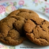 Sugar and Spice Molasses Cookies