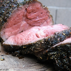 Unbelievably Easy Roast Beef
