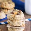 {Gluten Free} Peanut Butter Breakfast Cookies