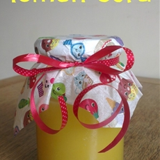 Quick and easy lemon curd