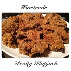 Healthy Fruity Flapjack Bites Recipe