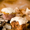 Paleo Diet Carrot Cupcakes (Gluten-free and Dairy-free)