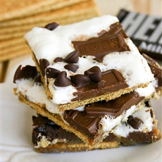 Smores Cracker Candy