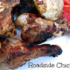 Roadside chicken