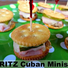 RITZ Cuban Minis