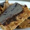 Peanut Butter & Chocolate Bars