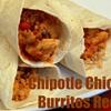 Chipotle Chicken Burritos