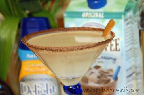 Godiva Chocolate & Coffee Martini