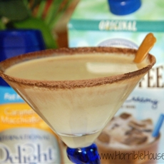 Godiva Chocolate & Coffee Martini