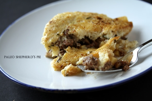 Paleo Shepherds Pie