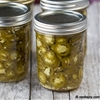 Pickled Jalapenos (Canning Recipe)