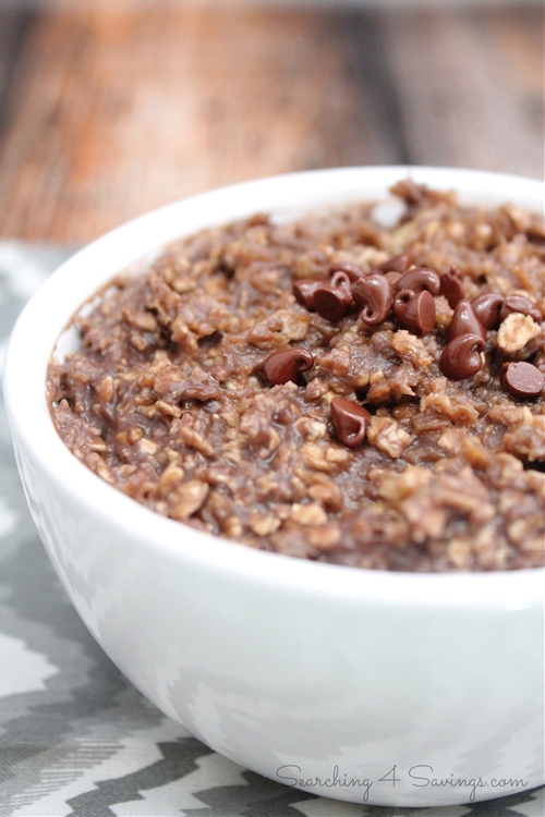 Double Chocolate Oatmeal Recipe