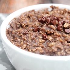 Double Chocolate Oatmeal Recipe