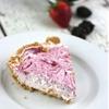 Very Berry Greek Yogurt Cheesecake!