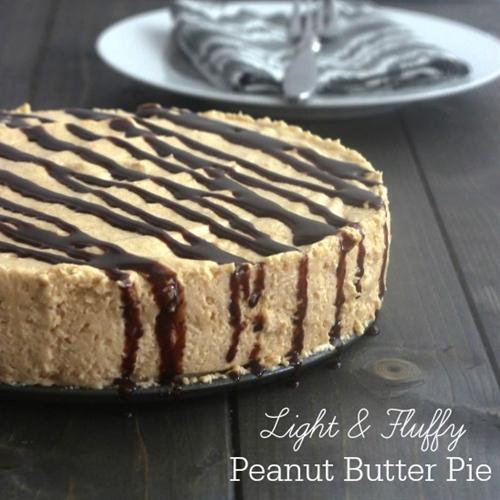 Peanut butter pie recipe!
