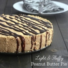 Peanut butter pie recipe!