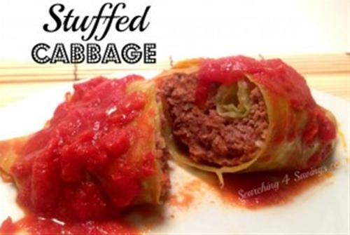 stuffed cabbage recipe! - searching 4 savings