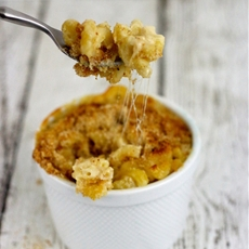 5 Cheese Baked Macaroni and Cheese