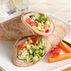Turkey, Corn, and Sun-Dried Tomato Wraps