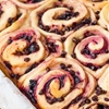 Chocolate Chip Cherry Sweet Rolls