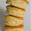Simple, flaky biscuit recipe