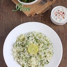 Chipotle style Cilantro Lime Rice Recipe