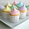 Mini Pastel Cupcakes