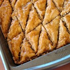 My Baking Fantasy: Baklava