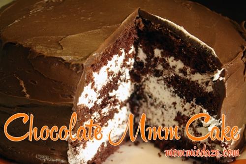 Chocolate Mmm Cake – Sorta Homemade | Mommiedaze