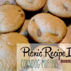 Corndog Muffins