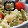 garden fresh pasta side salad