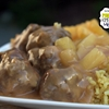 Sweet and Sour Pineapple Homemade Meat Balls