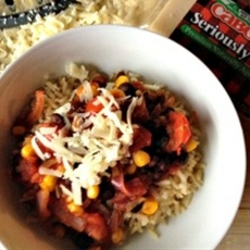 easy tex-mex rice