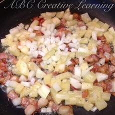 Spanish Omelette Recipe | ABC Creative Learning