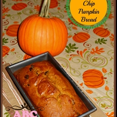 Chocolate Chip Pumpkin Bread Recipe | ABC Creative Learning