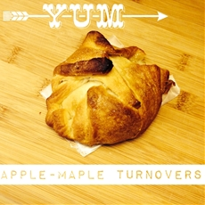 Apple-Maple Turnovers Recipe | ABC Creative Learning